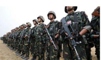 তীব্র উত্তেজনা, মুখোমুখি চীন-ভারতের সেনাবাহিনী