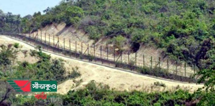হেলিকপ্টার থেকে ৫০০ কেজি গাছের বীজ ছিটানো হলো মিয়ানমার সীমান্তবর্তী বান্দরবানের পাহাড়ে